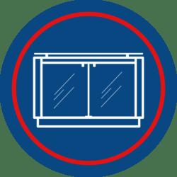 Vitrinas y Puntos de Pago