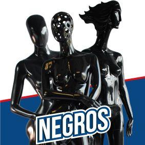 Maniquies Negros