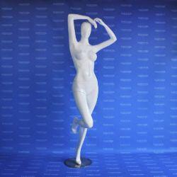 Maniquí dama venezolana androide