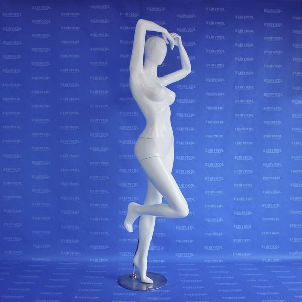 Maniquí dama venezolana androide 2