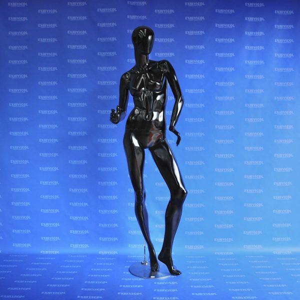 Maniquí dama brazos cadera androide 2