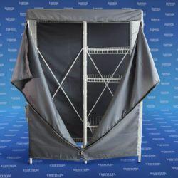 Closet metálico con forro 110 Ref 571 + 2728