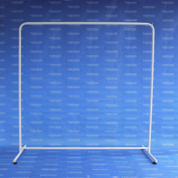 Exhibidor EI 50 (1.50 x 1.50) económico pintado